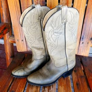 Acme Vintage Western Boots